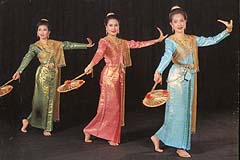 Thai women's dress